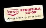 Thank you Peninsula Co-op!